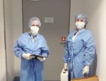 Regulace, čištění a validace superaseptických OS na ICRC Brno