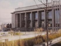 Rekonstrukce Janáčkova divadla v Brně