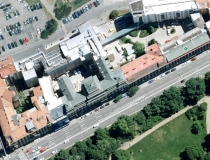 Úrazová nemocnice Brno, operační sály a centrální sterilizace