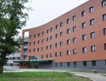 Nemocnice Uherské Hradiště – centrální objekty A + B