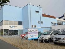 Výměna vzduchotechnických jednotek – aquapark Uherské Hradiště