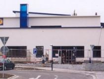 Sportovní a obchodní centrum Modrá věž v Boskovicích (souhrnná dodávka PD VZT+ZTI)