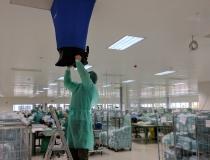 Validační měření ve výrobě zdravotnického vybavení