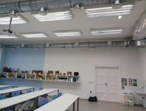 VUT v Brně, Fakulta stavební, Vzduchotechnická jednotka pro účely výuky