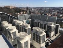 Masarykův onkologický ústav Brno – Rekonstrukce a dostavba Bakešova pavilonu